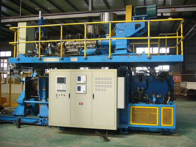 Special machine for 3D air duct